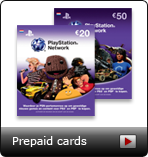 ps3 Prepaid Cards