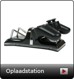 Aanbieding oplaadstation playstation