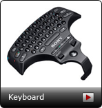 PS3 Keyboard aanbieding